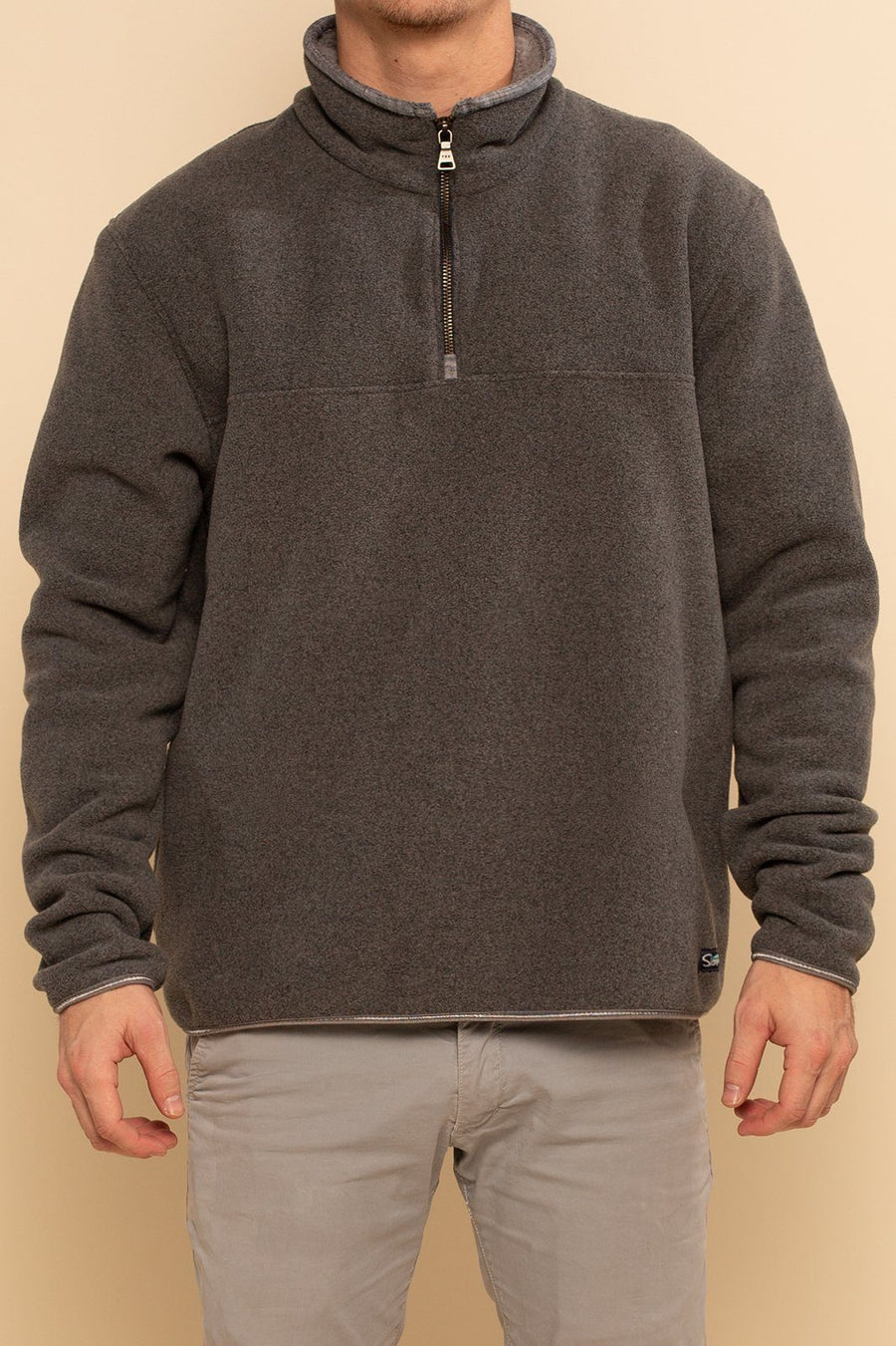 Squaw Valley Pullover - Gray - Shore