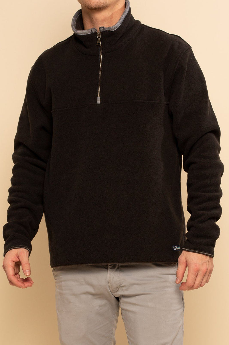 Squaw Valley Pullover - Charcoal - Shore