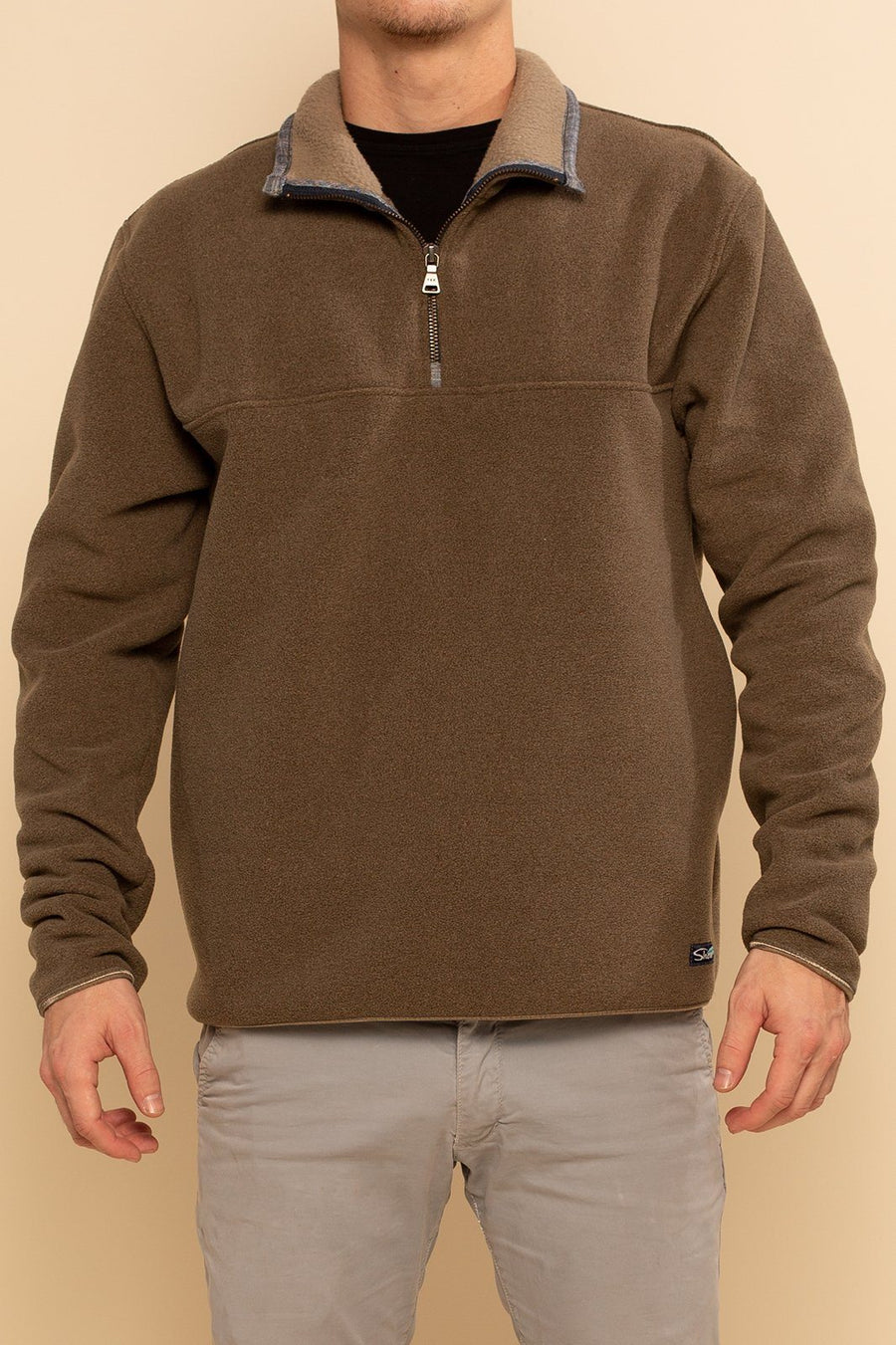 Squaw Valley Pullover - Oat - Shore