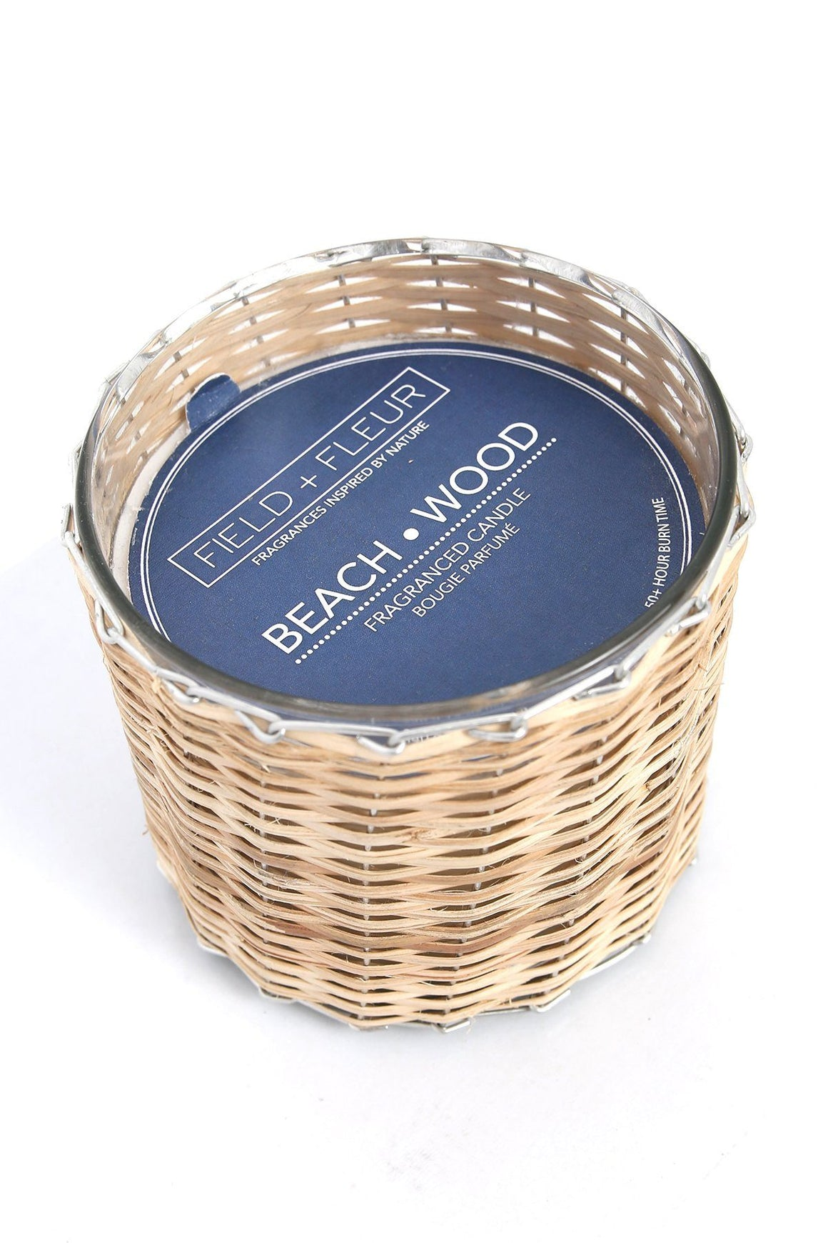 Beach Wood Candle