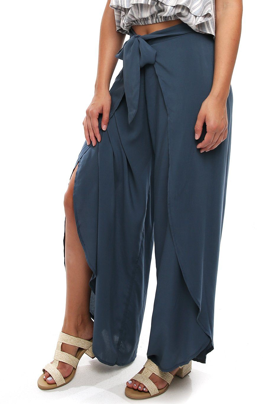 Bella Beach Pant - Mirage - Shore