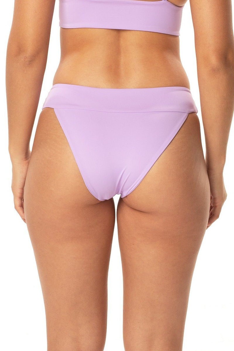 Bimini Banded Bottom - Amethyst - Shore