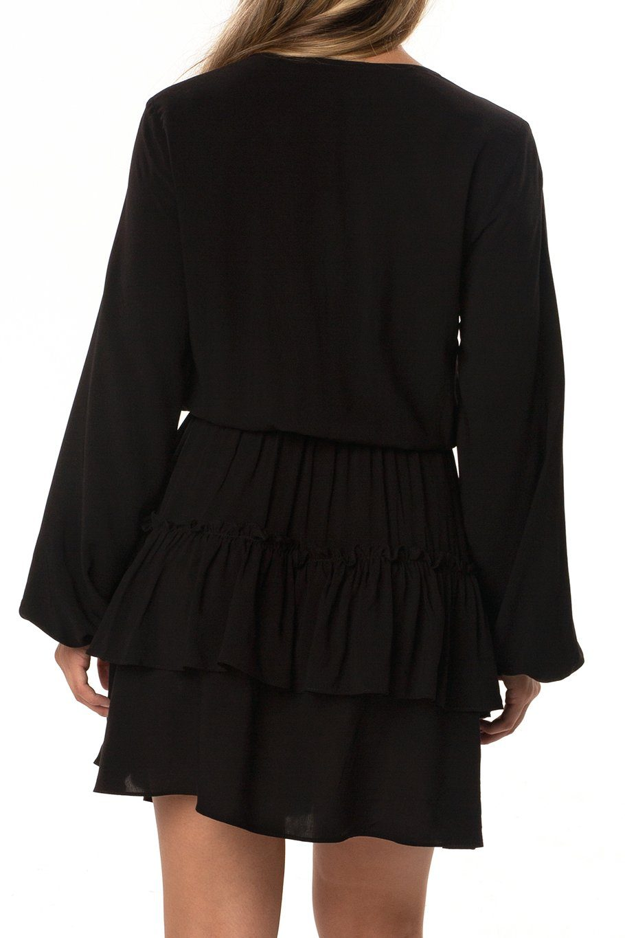 Valencia Dress - Black - Shore