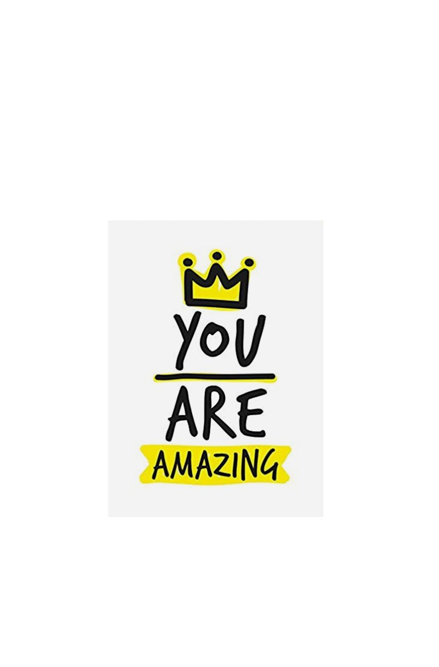 You Are Amazing | Hardcover Book - Shore