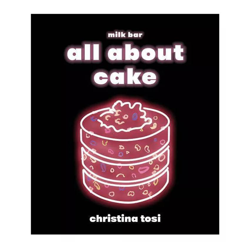All About Cake - Hardcover Book