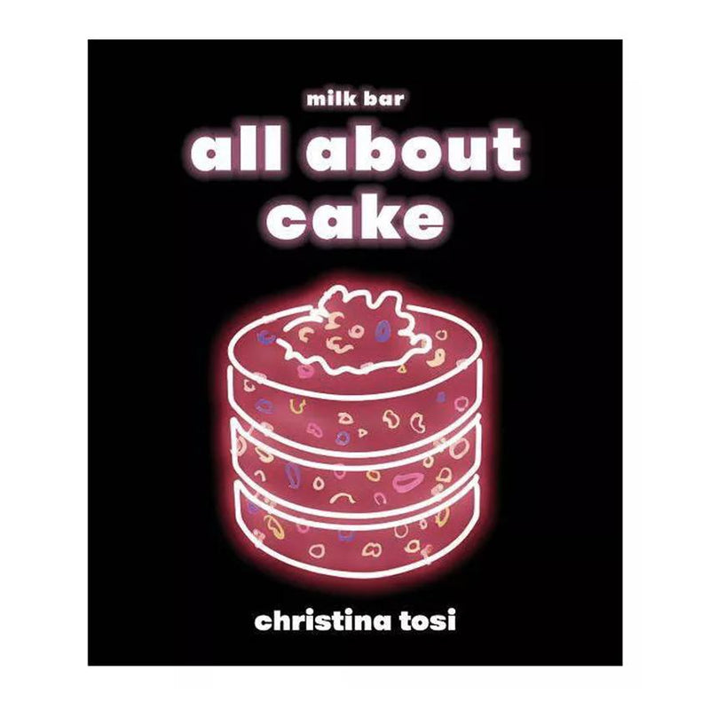 All About Cake - Hardcover Book - Shore