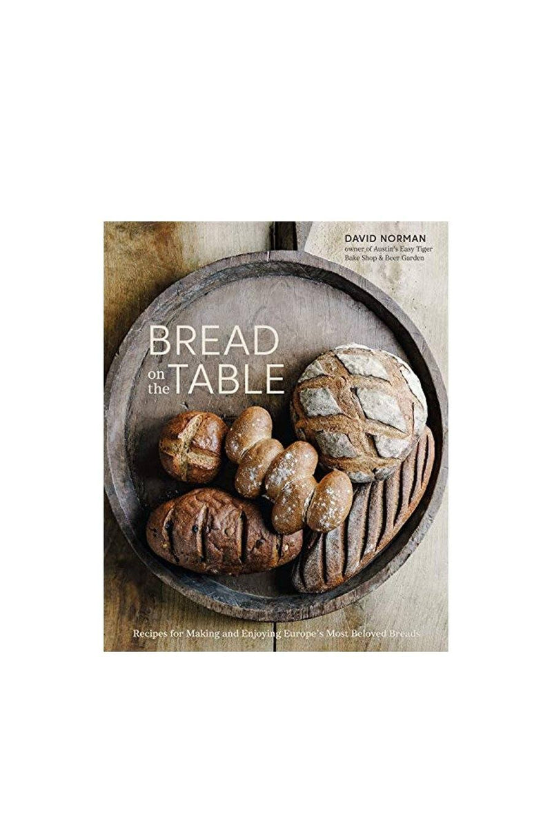 Bread on the Table | Hardcover Book - Shore