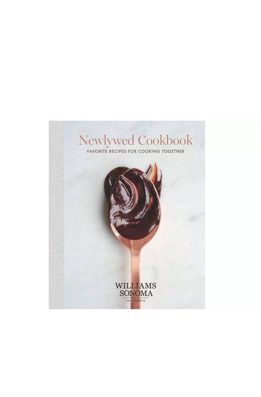 Newlywed Cookbook | Hardcover Book - Shore
