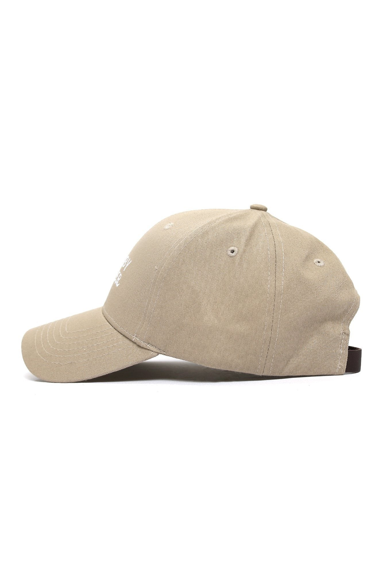 Born By Water Waves Cap - Khaki - Shore