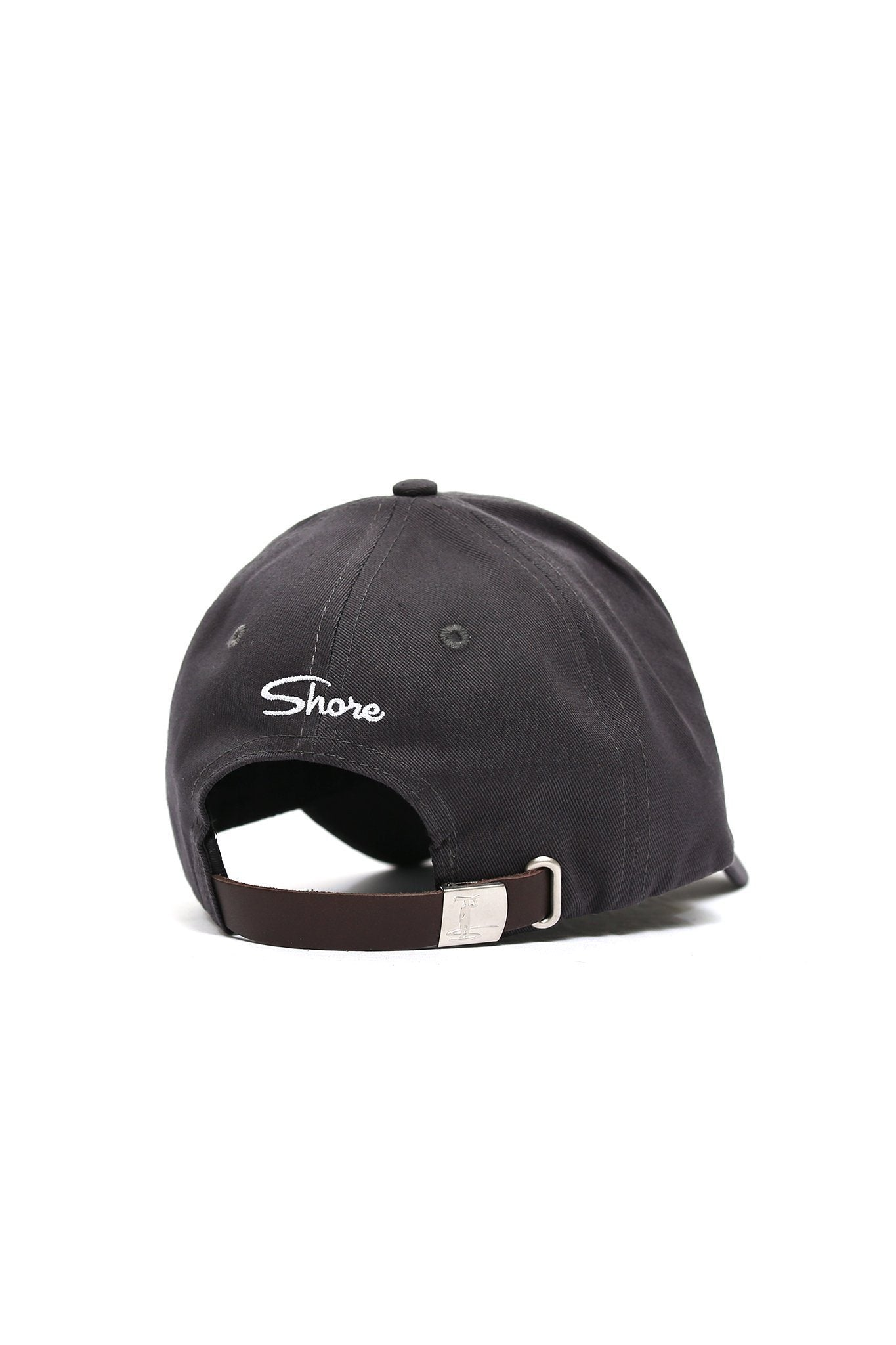 Born By Water Sunset Cap - Charcoal - Shore