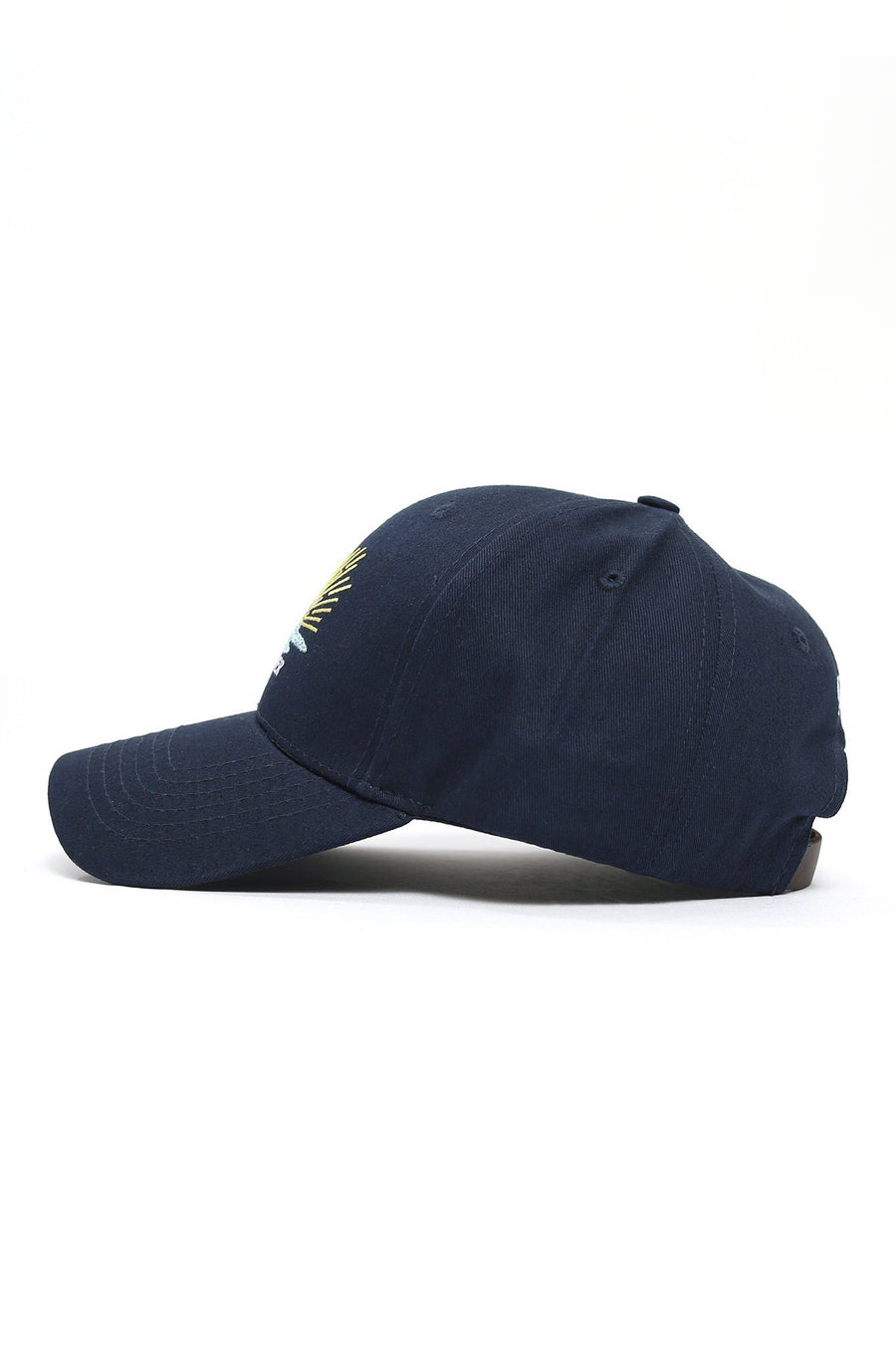 Born By Water Sunset Cap - Navy - Shore
