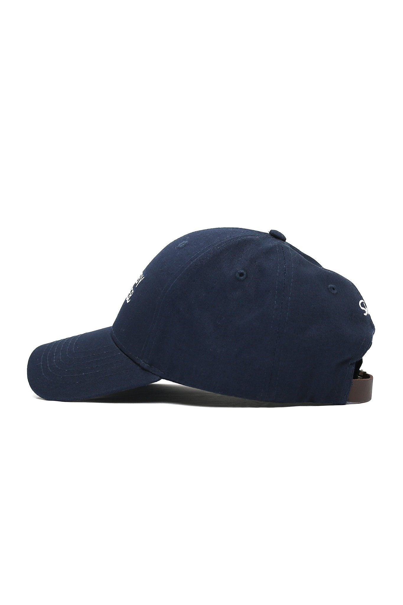 Born By Water Waves Cap - Navy - Shore