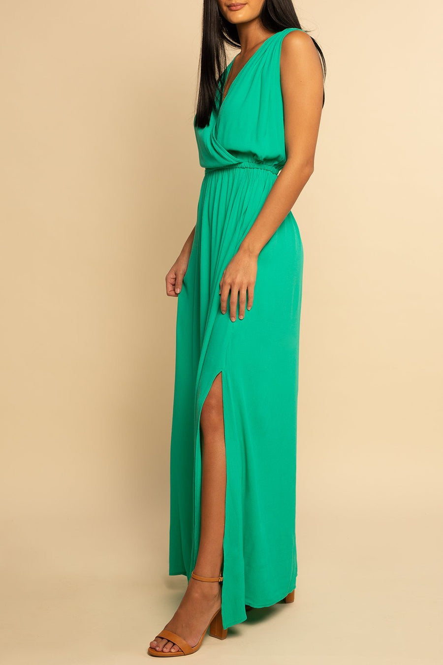 Bronte Maxi Dress - Fiji - Shore