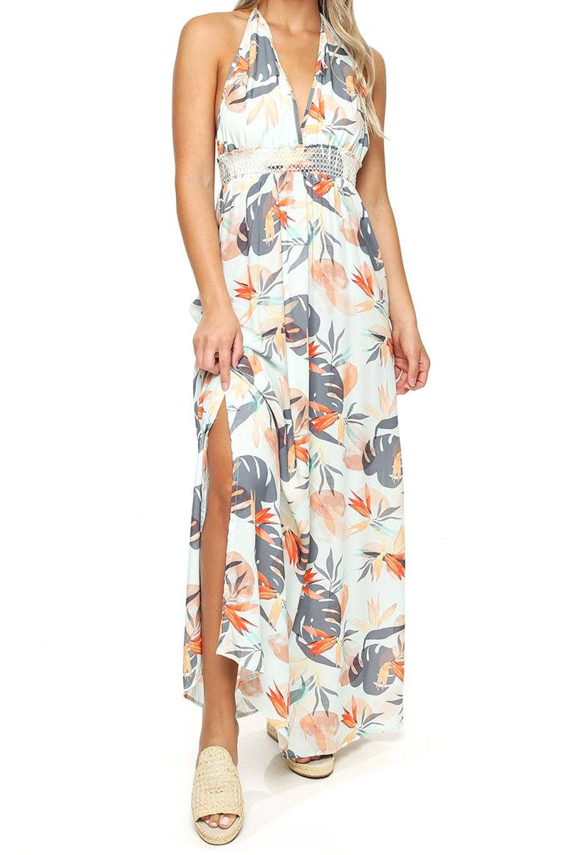 Catalina Maxi Dress - Shore