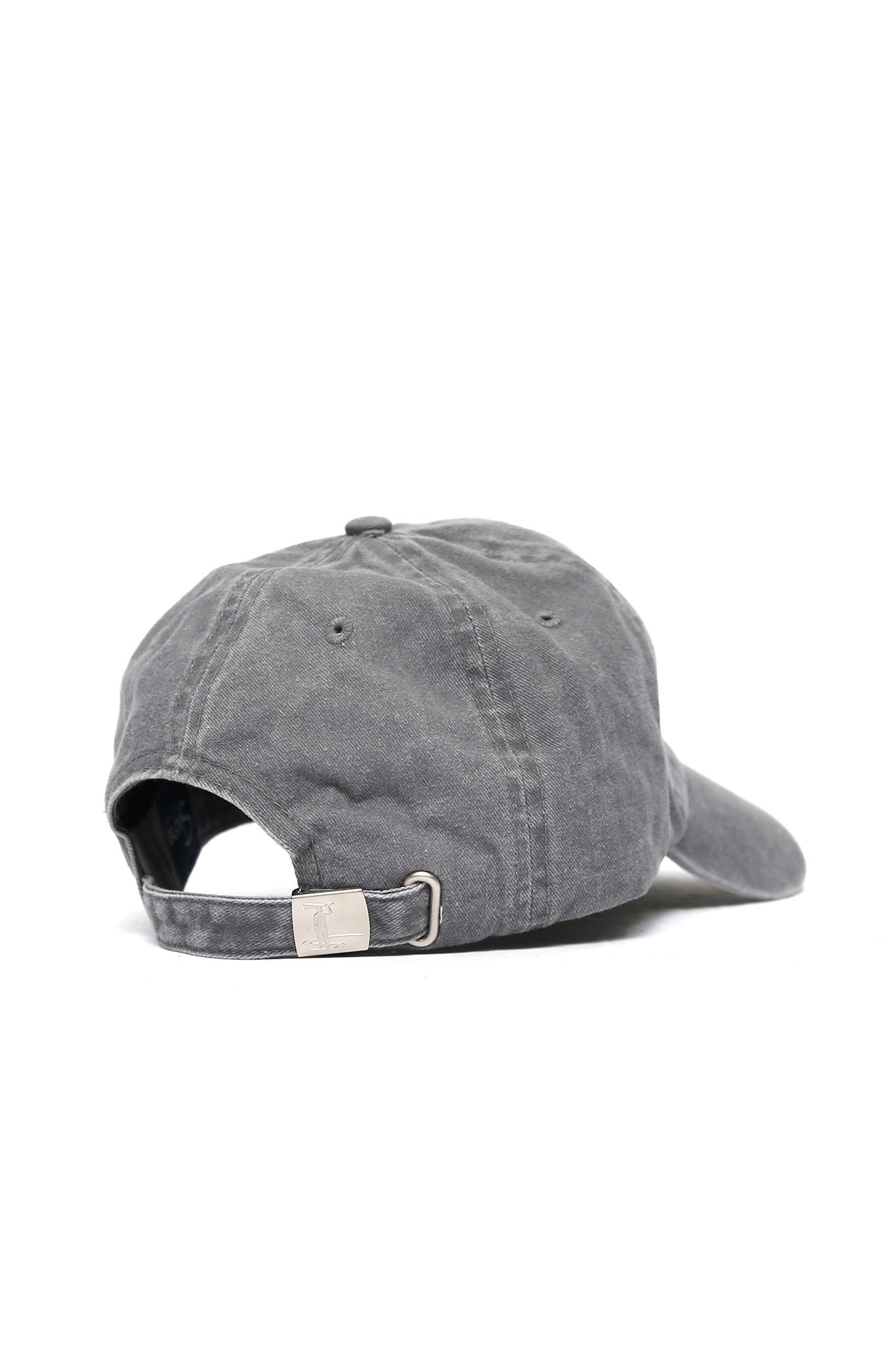Shore Double Palm Logo Cap - Stone - Shore