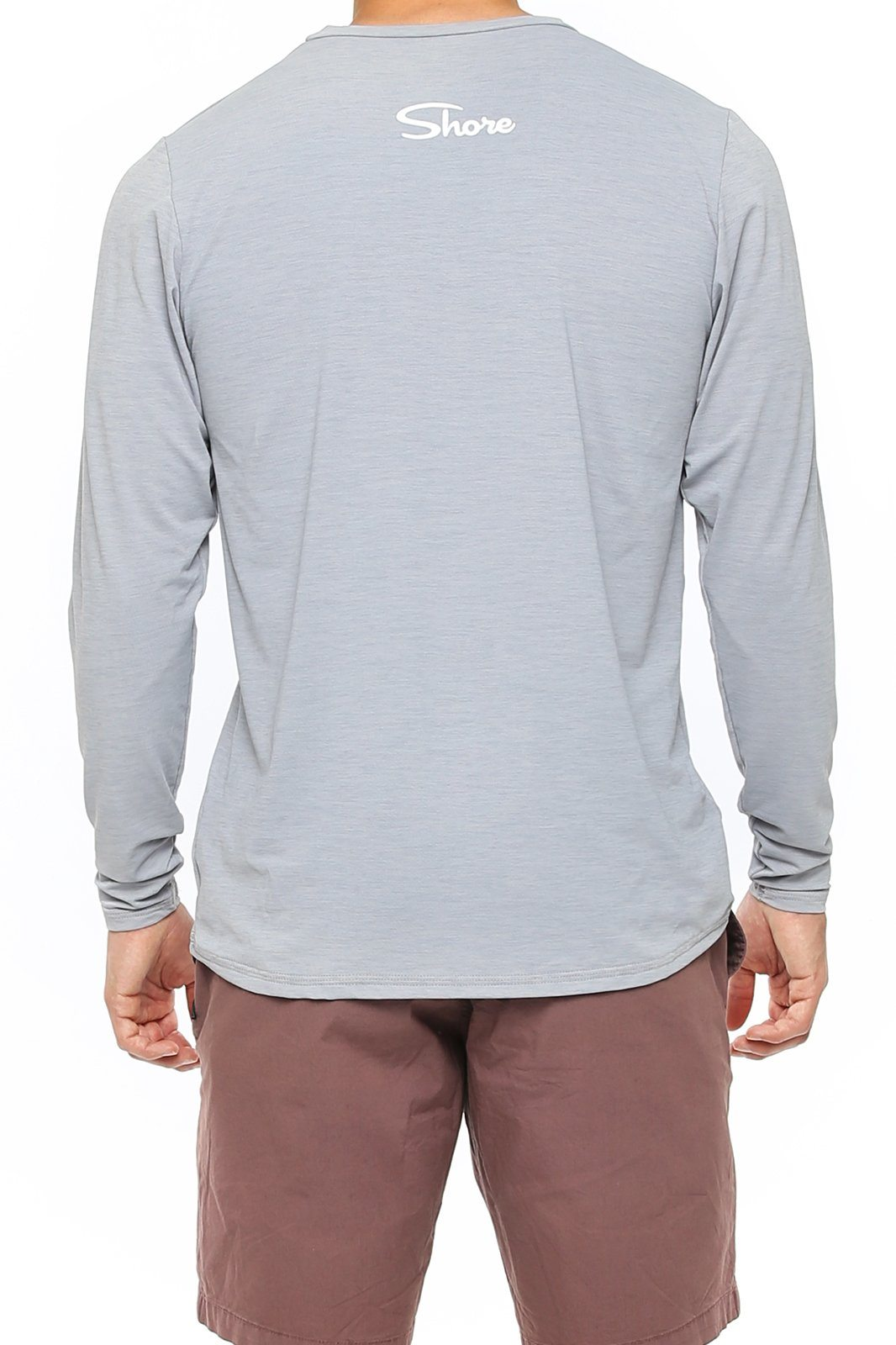 Long Sleeve Rashguard - Coast to Coast - Shore