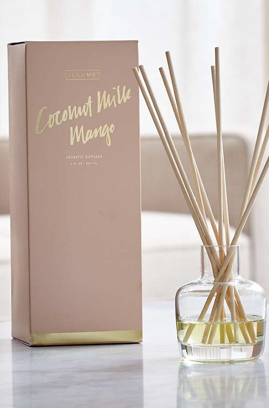 Essentials Diffuser - Coconut Milk Mango - Shore
