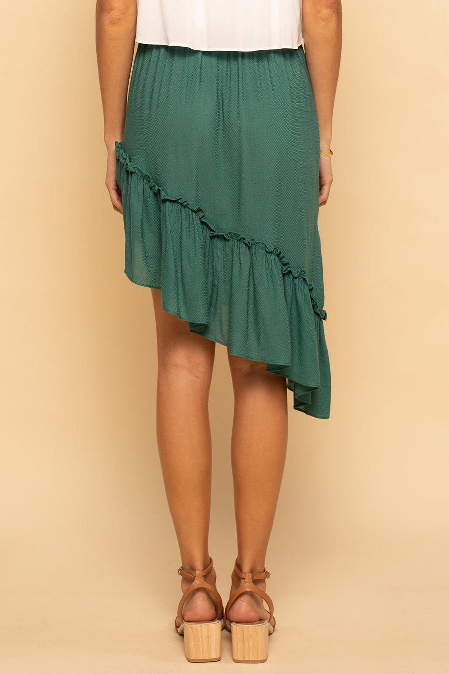 Abacos Skirt - Teal - Shore