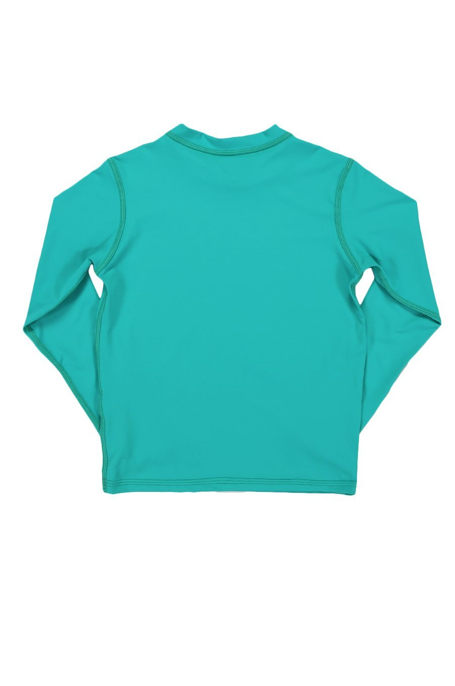 Kids Flower L/S Rashguard - Marine Green - Shore