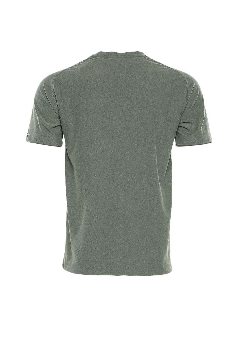 Shore Men's Active Crew Tee - Forest - Shore