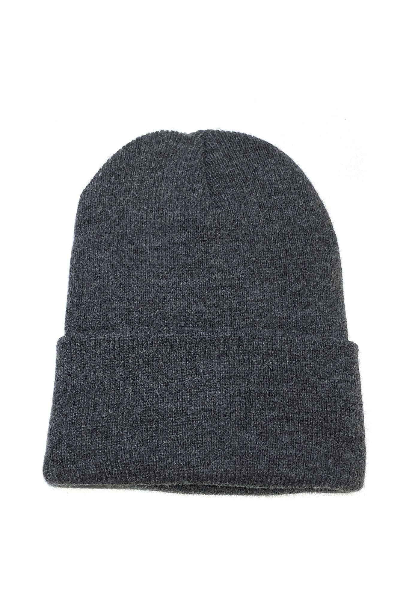 Men's Thinsulate Watch Cap - Charcoal