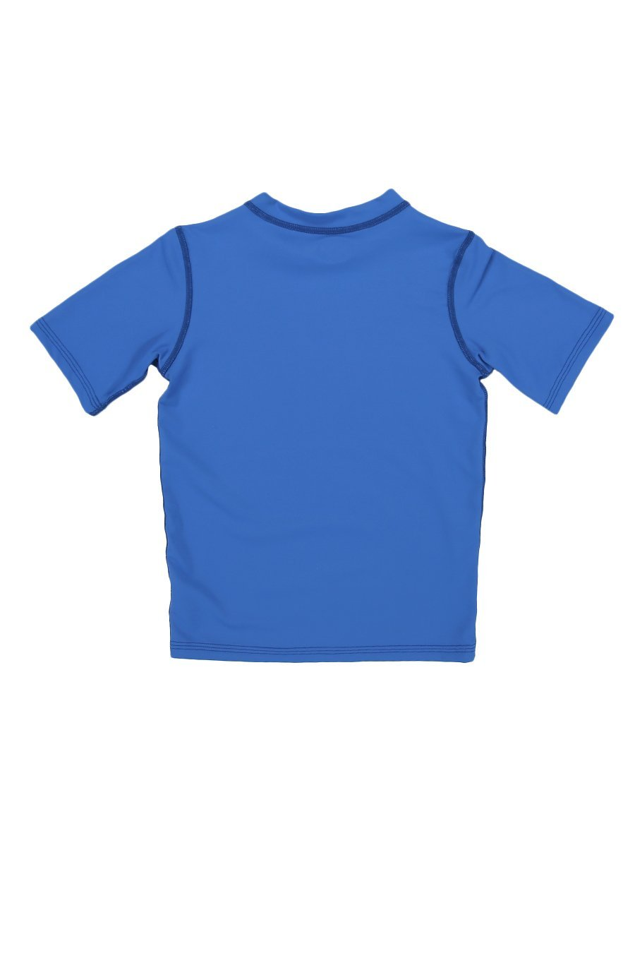 Kids Jaws S/S Rashguard - Royal