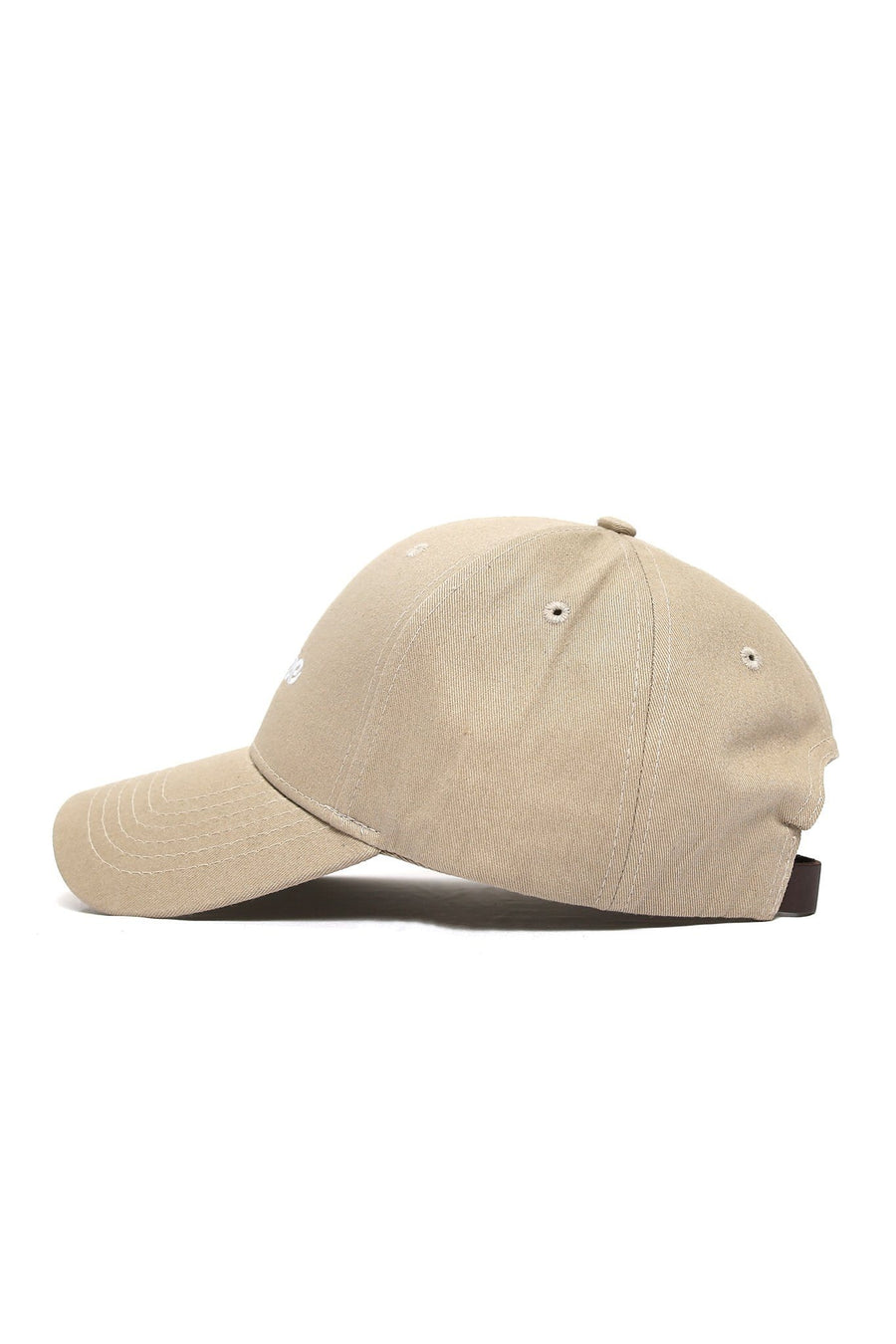 Shore Logo Cap - Khaki - Shore