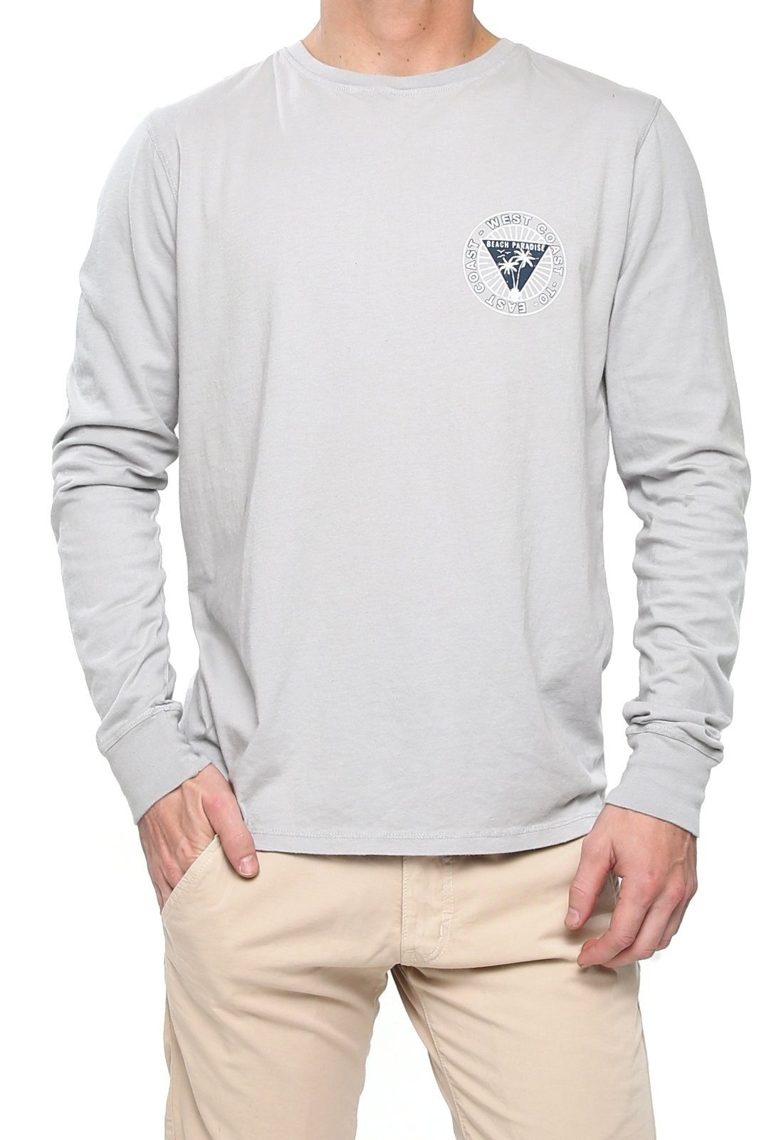 Shore West to East Coast Long Sleeve - High Rise - Shore