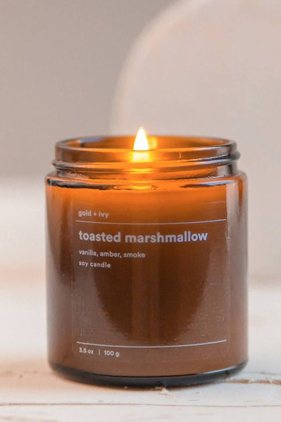 Toasted Marshmallow Candle - Shore
