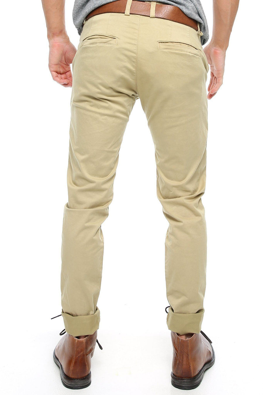 The Matt Pant - Khaki - Shore