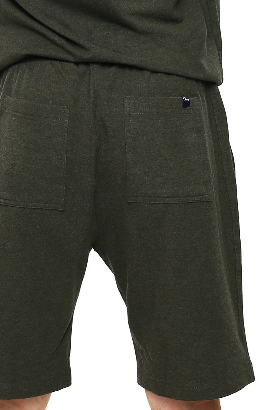San Diego Fleece Shorts - Forest - Shore