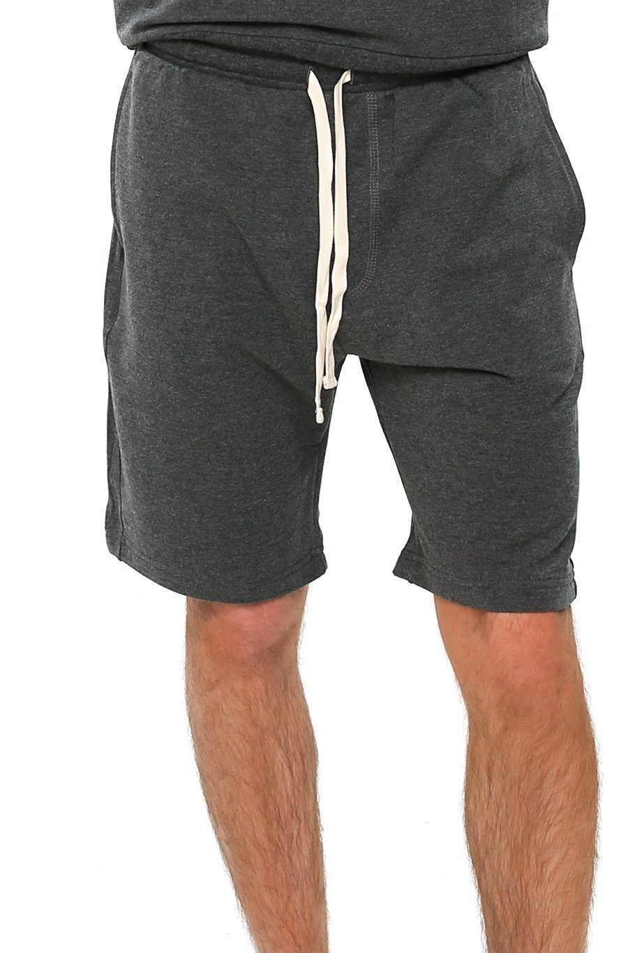 San Diego Fleece Shorts - Charcoal - Shore