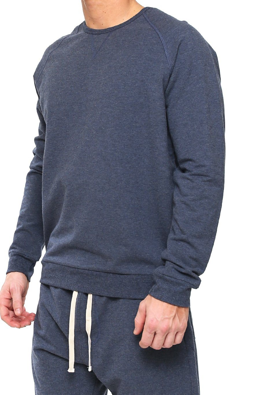 Denver Fleece Pullover - Lake - Shore