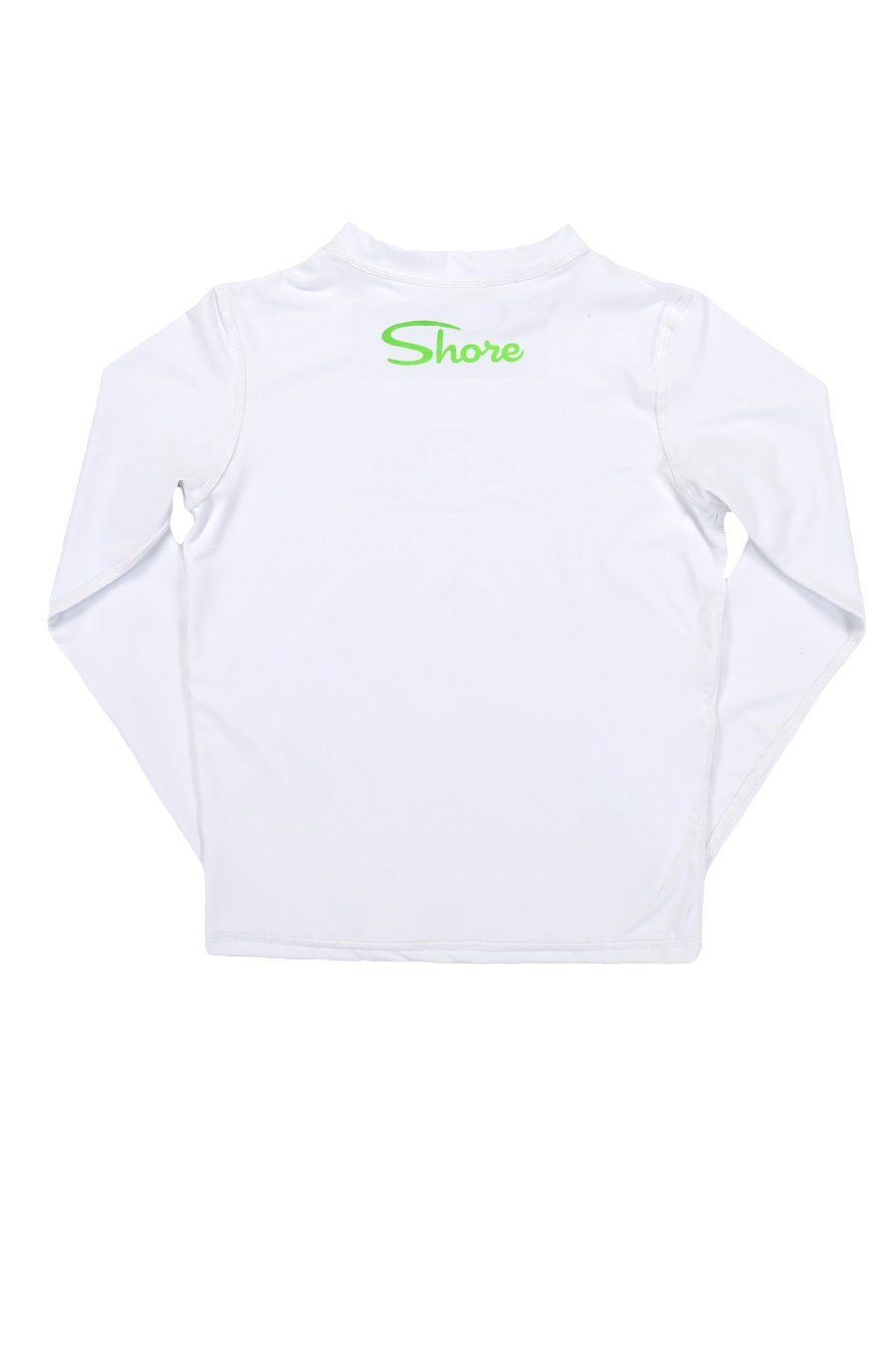 Kids Pineapple L/S Rashguard - White - Shore