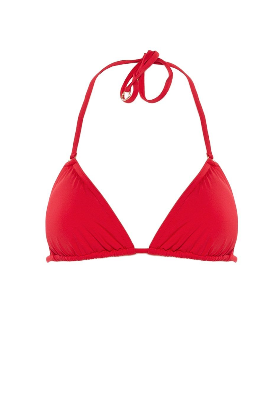Cuba Triangle Top - Red
