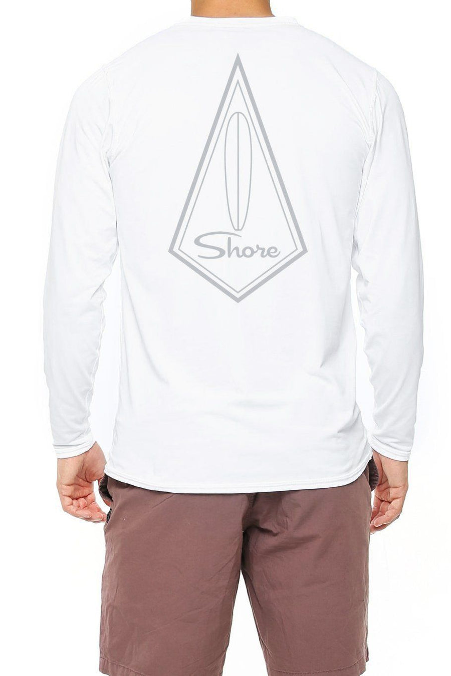 Long Sleeve Rashguard - Shore Diamond - Shore