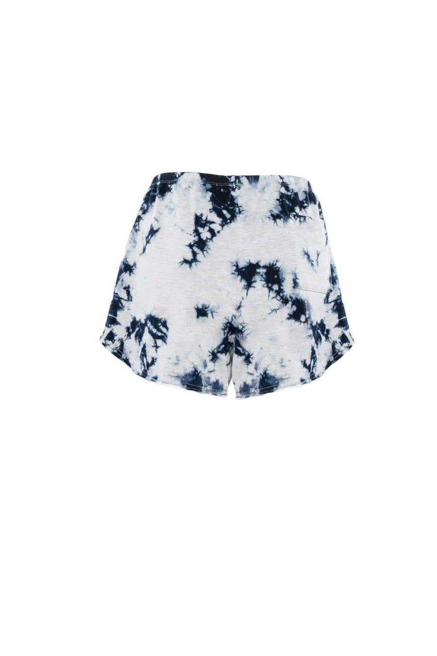 Lounge Short - Grey Tie Dye