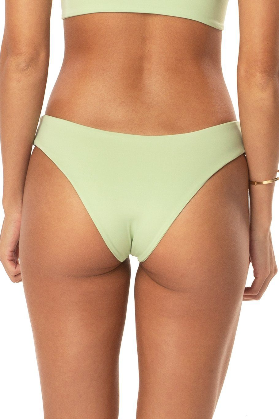 Skimpy Bikini Bottom - Key Lime - Shore