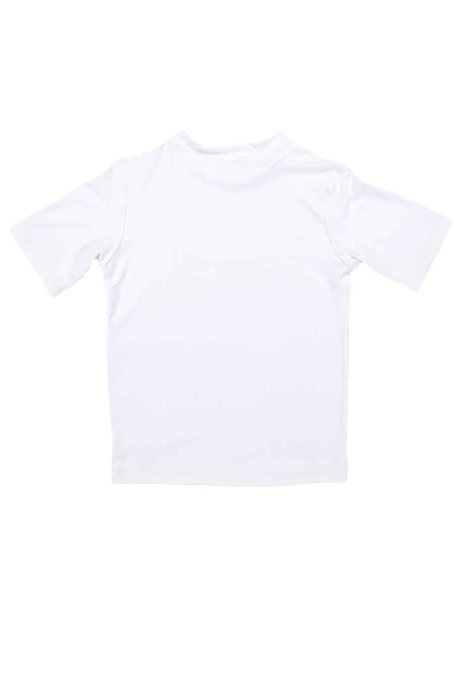 Kids Shark S/S Rashguard - White - Shore