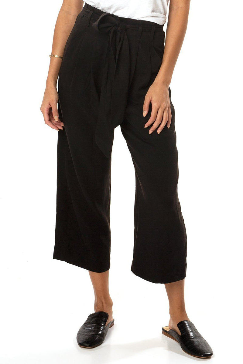 St. Barts Trouser - Black - Shore