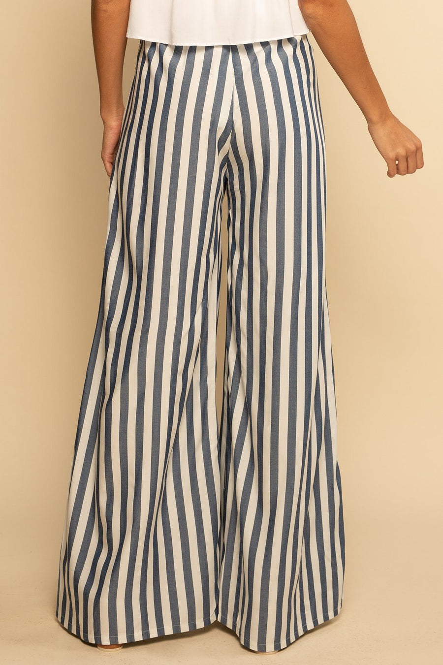 Trouser Pant - Cabana Stripe - Shore