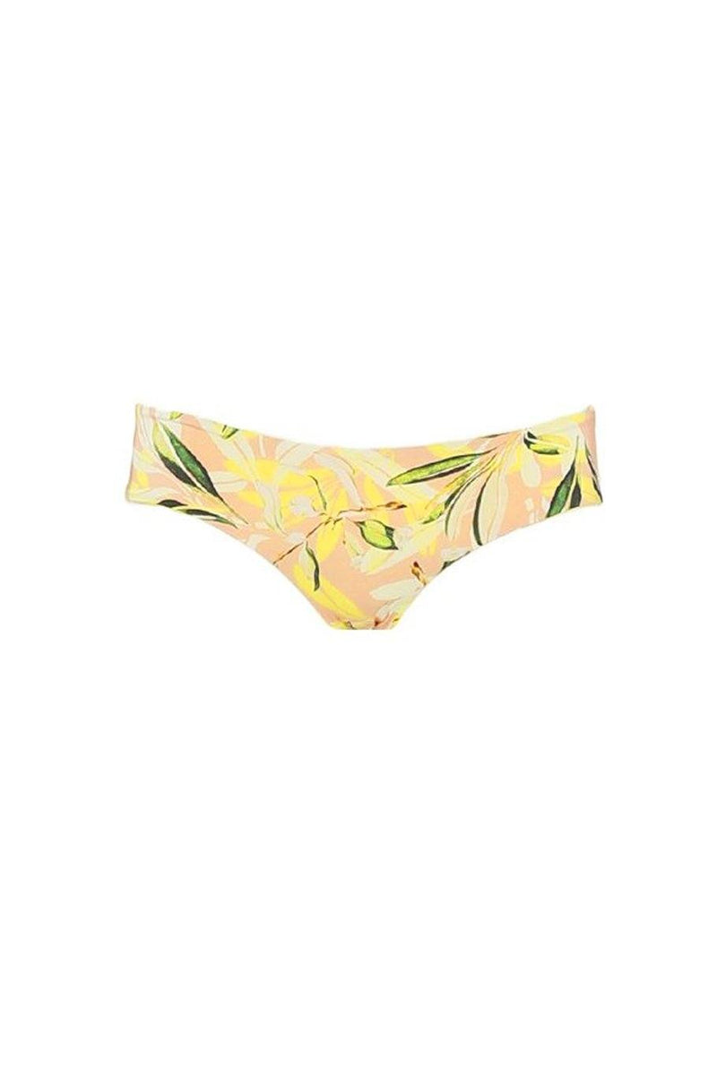 Waverly Bottom - Neon Floral - Shore