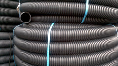 New SWM Land Drainage Pipe