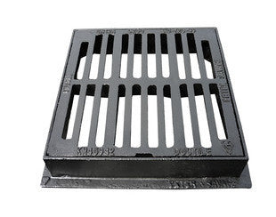 300mm Square C250 Gully Grate