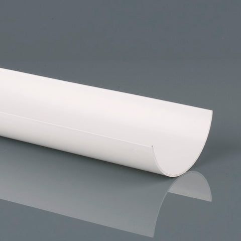 112mm Roundstyle PVC Gutter