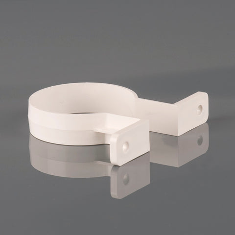 Downpipe Bracket (68mm Round PVC)