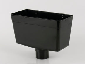 Rainwater Head (68mm Round PVC)