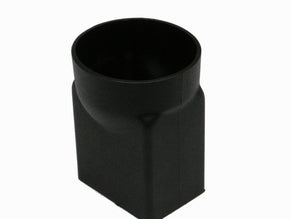 Gutter Adaptor 100mm x 75mm Cast Effect