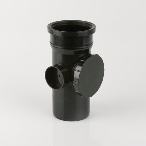 Access Pipe (110mm PVC)