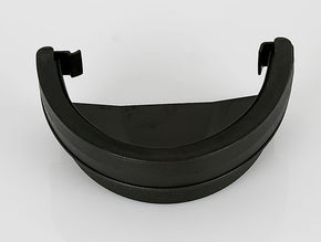 External Stop End - 170mm Deepstyle (Cast Iron Effect)